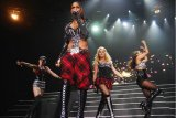 Tur reuni Pussycat Dolls setelah 10 tahun berpisah
