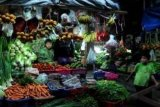 Pasar Mamuju Tengah Pusat Transaksi Transmigran