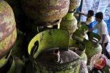 Harga elpiji 3kg di Mesuji capai Rp26 ribu/tabung