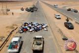 Penyerang pos pemeriksaan di Libya bunuh diri