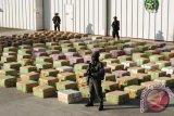 Operasi gabungan AS-Kolombia gagalkan pengiriman 7,5 ton kokaina senilai Rp4,1 triliun