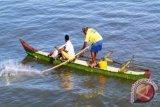 Perahu Nelayan Tenggelam, Dua Orang Berhasil Diselamatkan