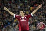 Ibrahimovic resmi kembali ke Milan