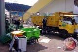 Pemerintah pusat bantu kabupaten OKU satu unit truk sampah