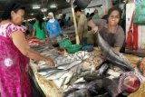 Pasokan kurang, harga ikan air tawar naik