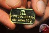 Harga emas di Pegadaian Area Padang terus melonjak hingga capai Rp923.000 per gram