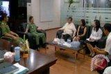 Konsul Jendral Filipina Kunjungi Wali Kota Manado