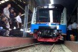 Peresmian Kereta Diesel