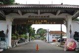 Kompleks Kepatihan Yogyakarta  menghadap  selatan