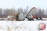 Sebuah pesawat jatuh di Siberia tewaskan empat orang