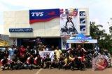 TVS motor community explore Jawa-Bali