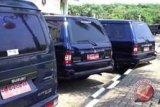 Kendaraan DPRD Bantul dilengkapi stiker