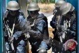 Densus antiteror sergap terduga teroris di Serpong