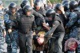 Gubernur Sergei Furgal ditahan,  Ribuan warga Rusia unjuk rasa
