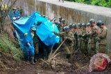 Hujan lebat di Kyushu Jepang, 13 orang hilang
