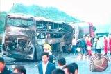 Liburan Festival Qingming diwarnai kecelakaan  tewaskan 11 orang