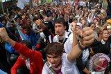 Presiden Jokowi: UU Cipta Kerja tidak hapus hak cuti