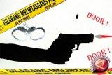 Polisi dan KKB  saling baku tembak di Lanny Jaya Papua saat mengevakuasi jenazah tukang ojek