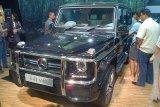 Alami kerusakan pintu belakang, Mercedes-benz recall G-Class