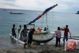 Nelayan Gunung Kidul mencari ikan hingga Pacitan