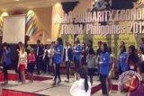 IBA Unsrat Manado hadiri ASEF Filipina 2012