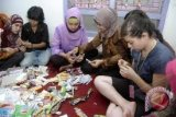 Persit Gunung Kidul beri pelatihan pengolahan sampah