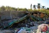 Kecelakaan kereta api di Mesir 11 orang tewas, 98 terluka