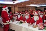 Belajar jadi Sinterklas di Santa Claus Academy Tokyo