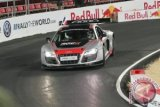 Romain Grossjean Juara Race Of Champions 2012