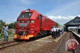 Perbaikan lokomotif Balai Yasa Yogyakarta lebihi target