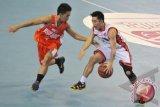 Tim Basket Sumsel latihan sebelum ke Malaysia