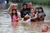Rob Genangi Puluhan Rumah Di Jembrana Bali