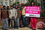 Empat pemerkosa di India dihukum gantung