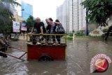 Pemerintah modifikasi cuaca untuk antisipasi banjir Jakarta