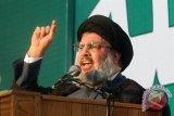 Pemimpin Hizbullah  sebut serangan ke Yerusalem berarti perang regional