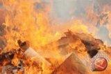 Tersangka kasus pembakar anak sengaja siramkan bensin ke tubuh korban