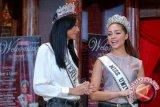 Miss Universe sapa masyarakat Bali
