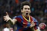 Messi Cetak Dua Gol Usai Cidera