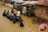 Banjir di Mentawai Meluas