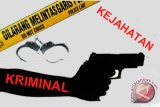 Polisi Pekanbaru Buru Rampok Alfa Mart Bersenjata Api