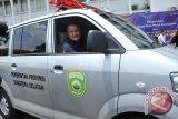 Perantau Sumsel di Jawa Barat dibantu ambulance