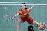 Juara dunia Li dan Wang tersingkir