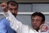 Pengadilan anti-terorisme vonis mantan Presiden Pakistan Pervez Musharraf divonis mati