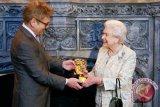 Ratu Elizabeth raih penghargaan kehormatan BAFTA