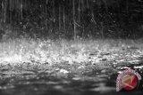 Peringatan hujan lebat dari BMKG pada malam tahun baru