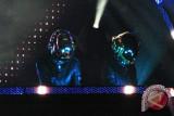 Single Daft Punk nomor satu di Inggris