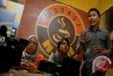 Jurnalis Makassar Tuntut Polisi Tuntaskan Geng Motor