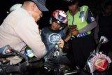 Ratusan Warga Pelabuhanratu Hadang Puluhan Anggota Geng Motor