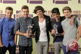One Direction raih trofi Kids' Choice Awards
