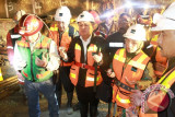 DPR minta investigasi menyeluruh runtuhnya tambang Freeport